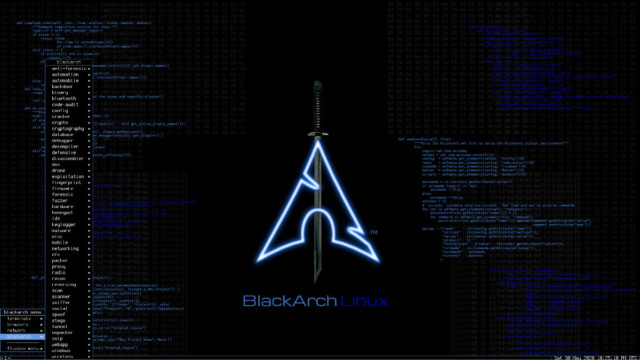 BlackArch Linux 2020.12.01 Released With 100 New Hacking Tools 640x360